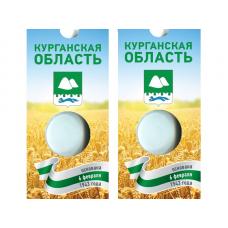Блистер под монету России 10 рублей 2018 г., Курганская область