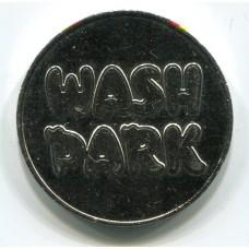 Жетон WASH PARK (Из обращения)